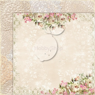 House of Roses EXTRA 08 - scrapbook papier_12x12 inch