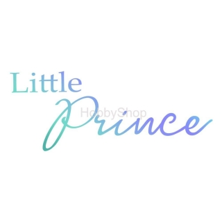 Couture Creations Men's Collection Little Prince Mini Clear Stamp