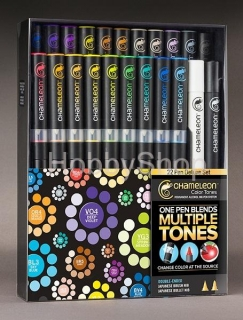 CHAMELEON - Color Tones - 22 PEN DELUXE SET