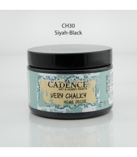 Very Chalky Home Decor Black_150ml