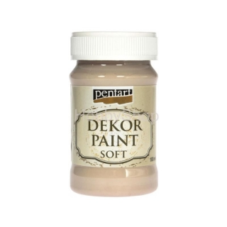 Dekor paint soft/kapučíno_100ml