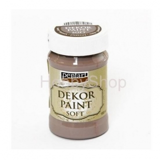 Dekor paint soft/piesková_100ml