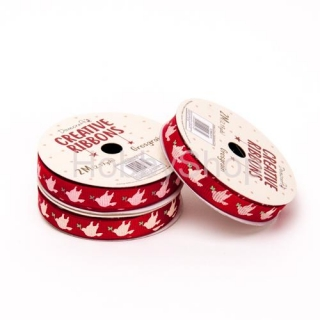 Stuha Christmas Ribbons Traditional 7_2m