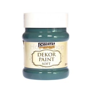 Dekor paint soft/ petrolejová_230ml