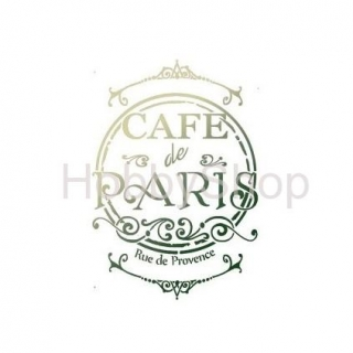Šablóna Cafe de Paris_21x29,7cm