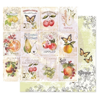 Prima Marketing Fruit Paradise Fruit Lover 12x12inch