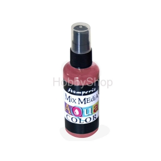 AQUACOLOR spray - mahagónový 60ml