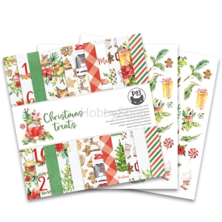 CHRISTMAS TREATS  sada scrapbook papierov 12x12inch_12ks