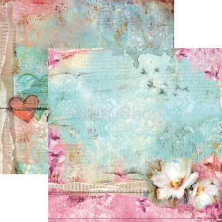 SOUND OF SPRING 035 - scrapbook papier 12x12inch