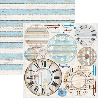 SOUND OF SUMMER - SUMMER TIME - scrapbook papier 12x12inch