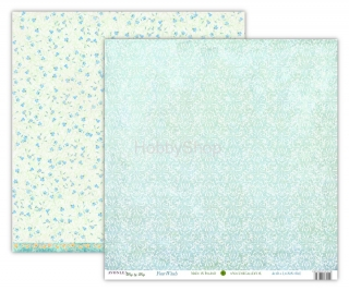 Avonlea SPRING - Four Winds scrapbook papier 12x12 inch