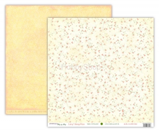 Avonlea SPRING - Lake of Shining Waters scrapbook papier 12x12 inch