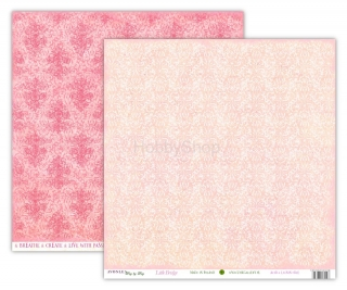 Avonlea SUMMER - Little Bridge scrapbook papier 12x12 inch