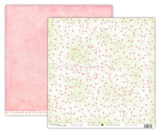 Avonlea SUMMER - Valley of Violets scrapbook papier 12x12 inch