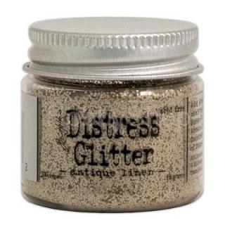 Distress Glitter / Antique Linen