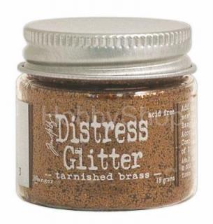 Distress Glitter / Tarnished Brass