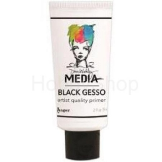Dina Wakley Media Black Gesso 59 ml
