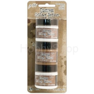 Distress Mini Collage medium 3x29 ml