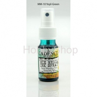 MIX MEDIA INK SPRAY_25ml/ green