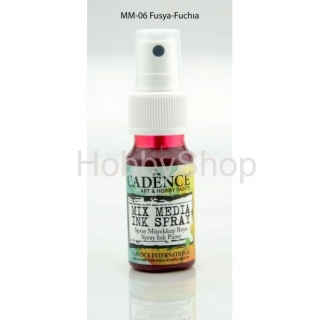 MIX MEDIA INK SPRAY_25ml/ fuchsia